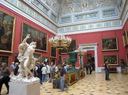 エルミタージュ美術館