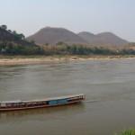 メコン川(ルアンパバーン)