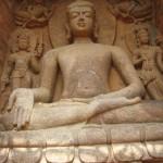 仏像・ウダヤギリ(オリッサ)