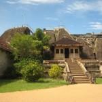 イスルムニア寺院(アヌラダプラ)