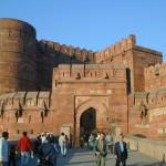 アグラ城城門