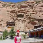 馬蹄寺石窟(張掖)