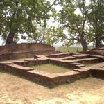 ティラウラコット城門跡