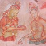 シギリアの壁画