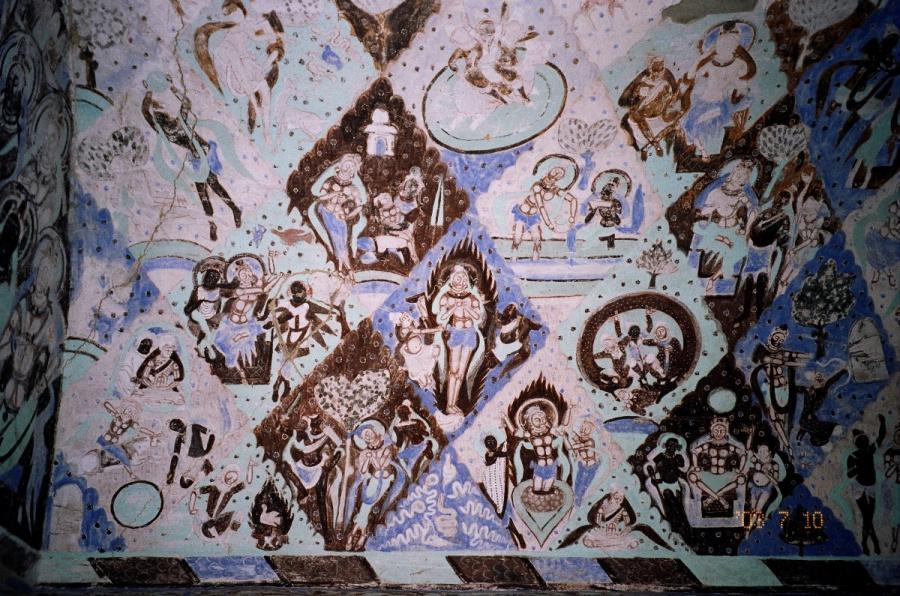 キジル石窟の画像 p1_1