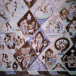キジル千仏洞壁画1