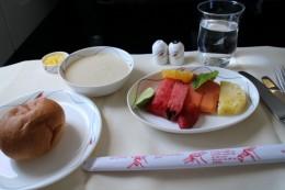 19 朝食