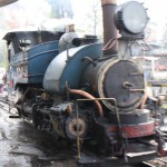 トイトレイン機関車