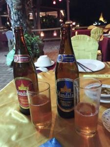 マンダレービール