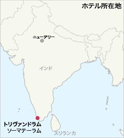 地図-インド