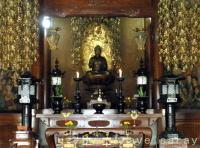 印度山日本寺本堂