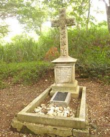マハイヤワ共同墓地